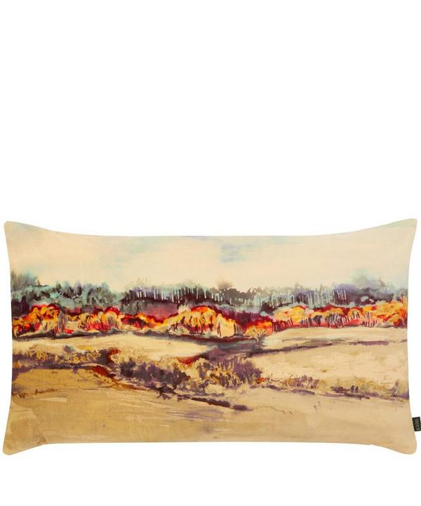 Chantrie Dusk Velvet Cushion
