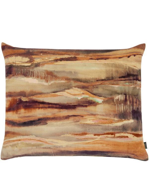 Ranmore Oxide Velvet Cushion