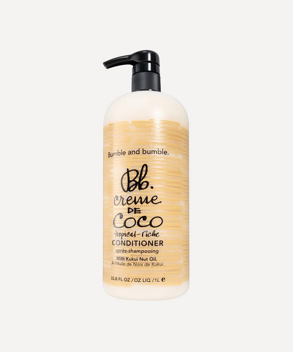 Creme de Coco Conditioner 1L