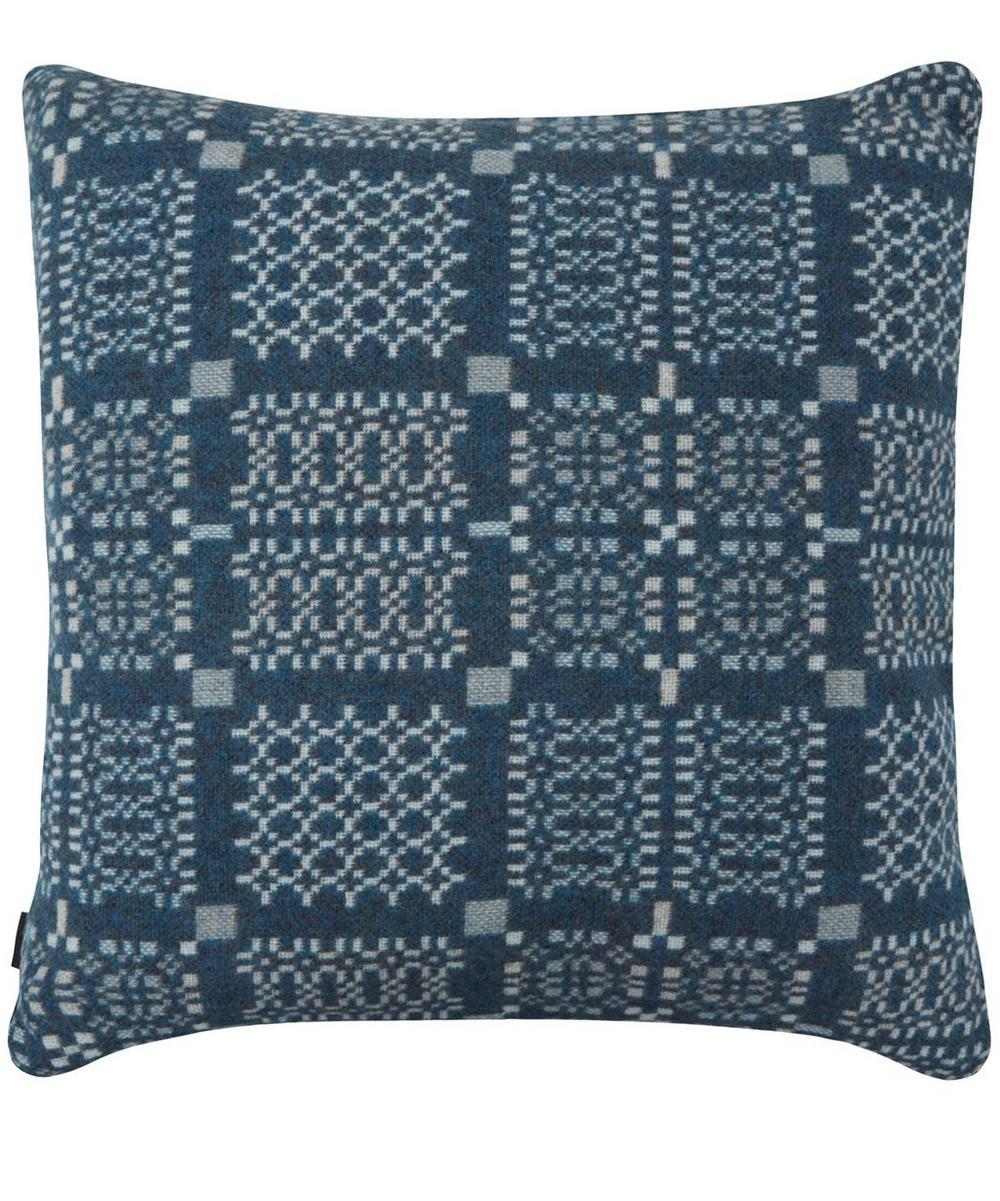 Knot Garden Lambswool Cushion