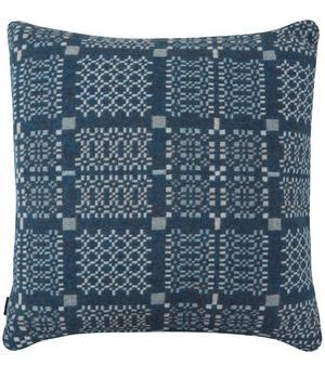 Knot Garden Lambswool Cushion