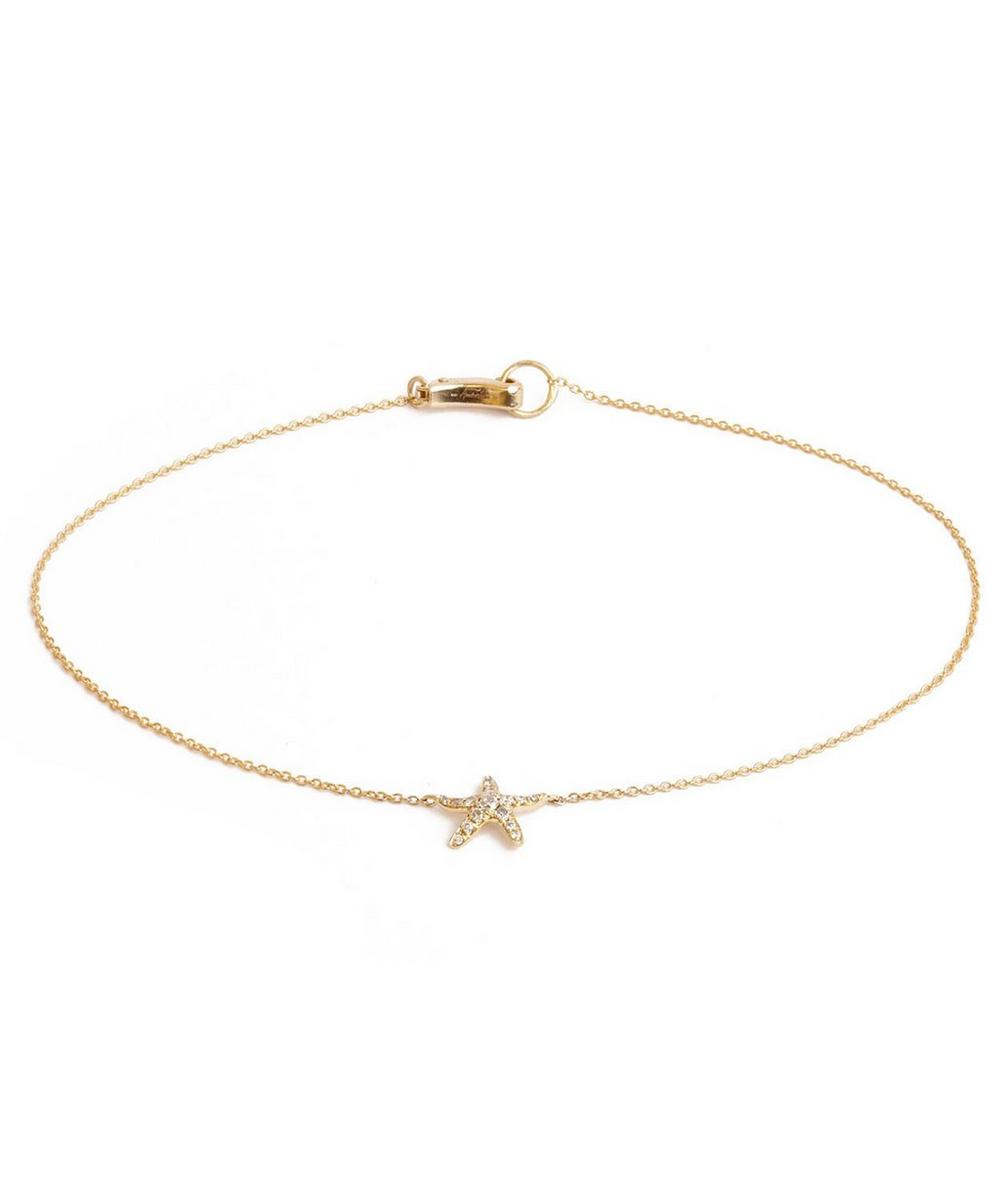 Love Diamonds Starfish Bracelet