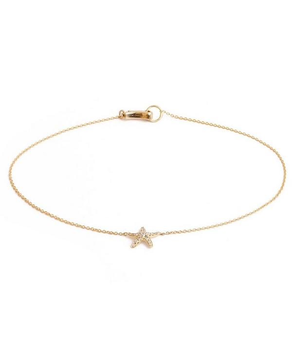 Love Diamonds Starfish Bracelet