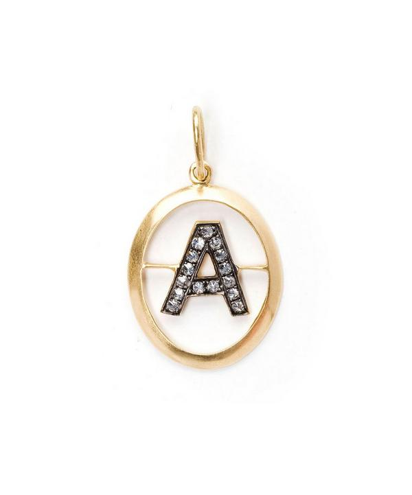 Mythology Alpha A Pendant