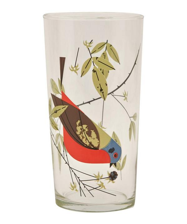 Painted Bunting Glass