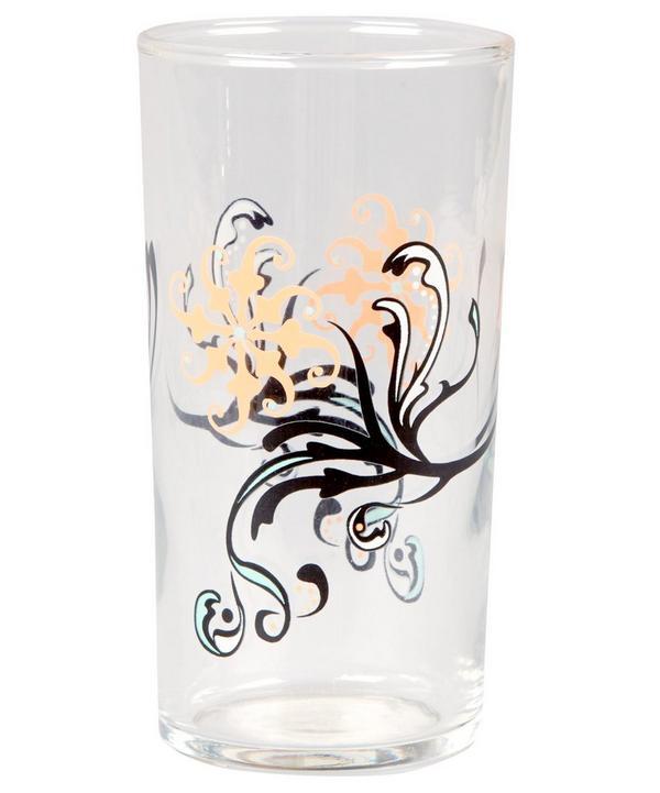 Pinwheel Italian Wine Glass