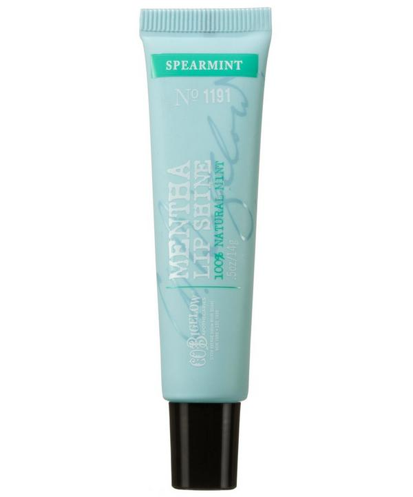 Spearmint Mentha Lip Shine
