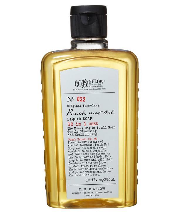 Peach Nut Oil Liquid Soap