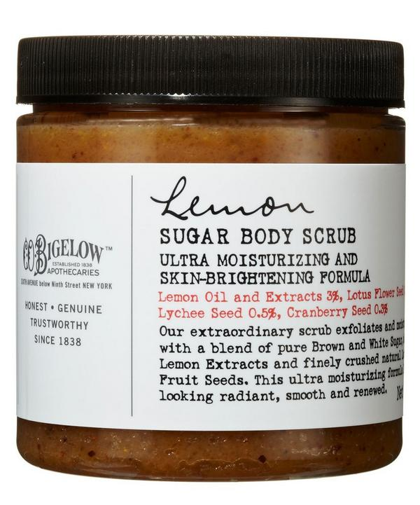 Lemon Sugar Body Scrub