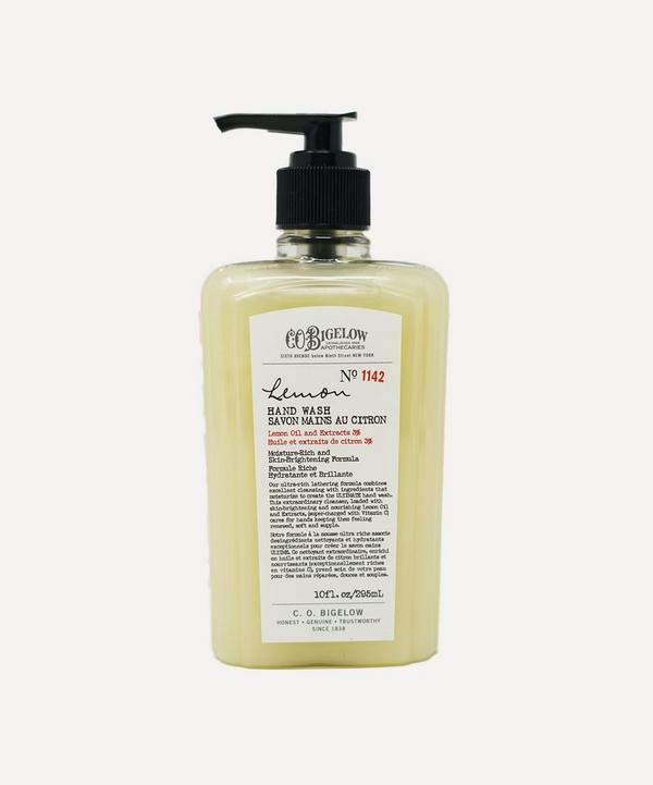 Lemon Hand Wash