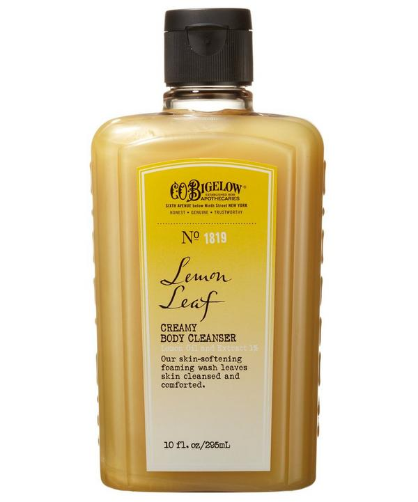 Lemon Leaf Creamy Body Cleanser