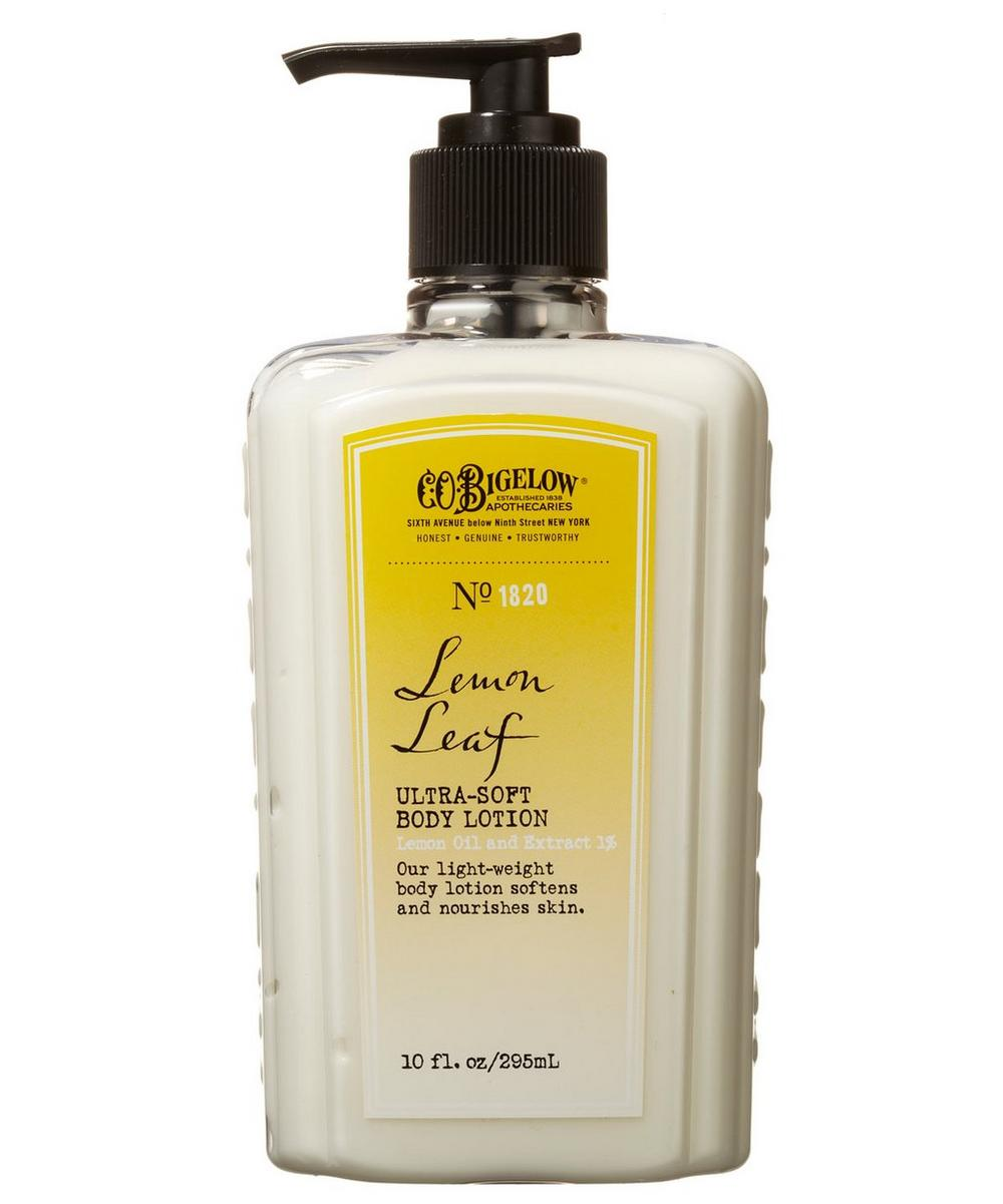 Lemon Leaf Ultra-Soft Body Lotion