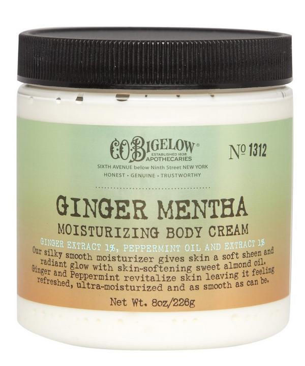 Ginger Mentha Moisturising Body Cream 226g