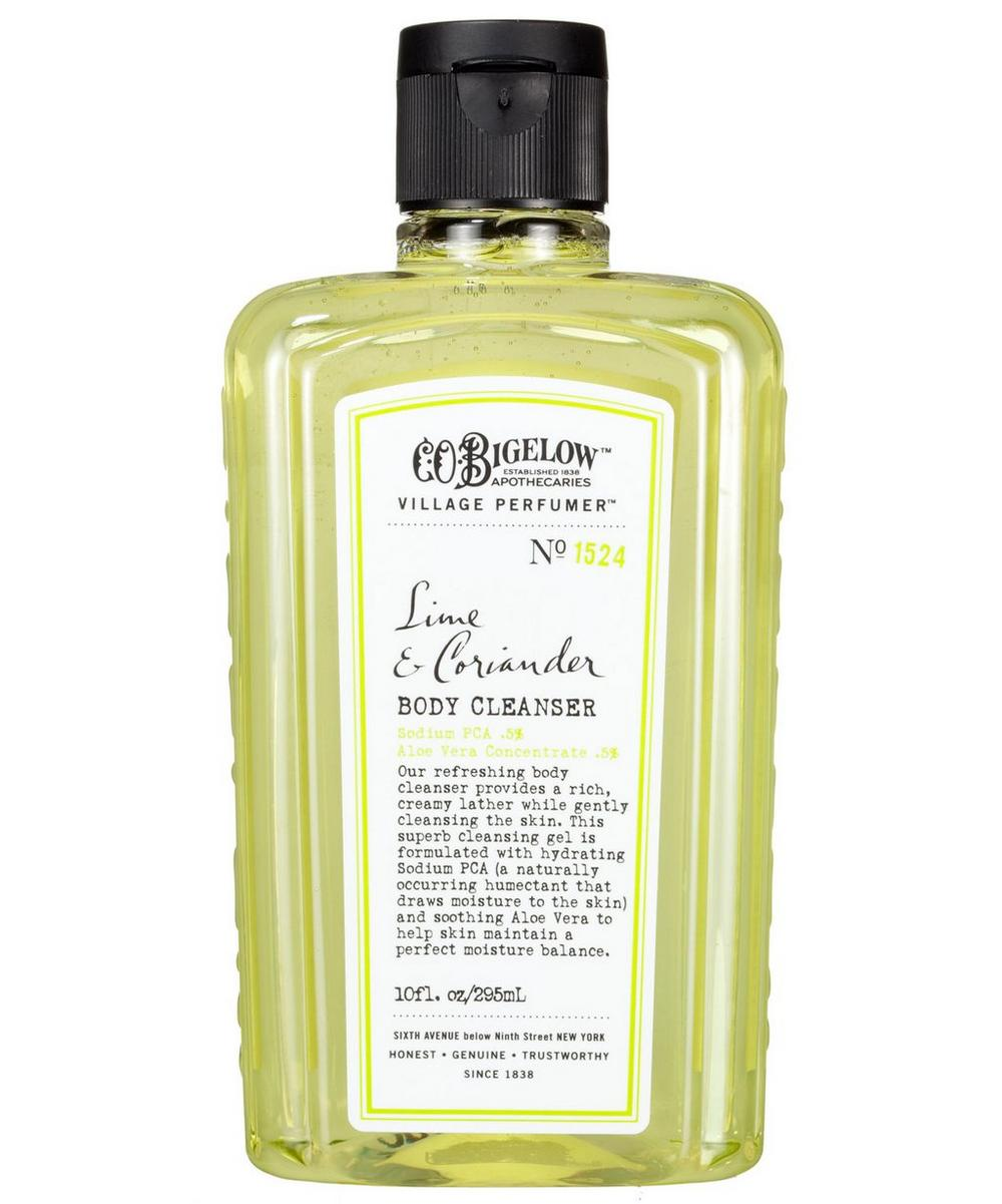 Lime and Coriander Body Cleanser