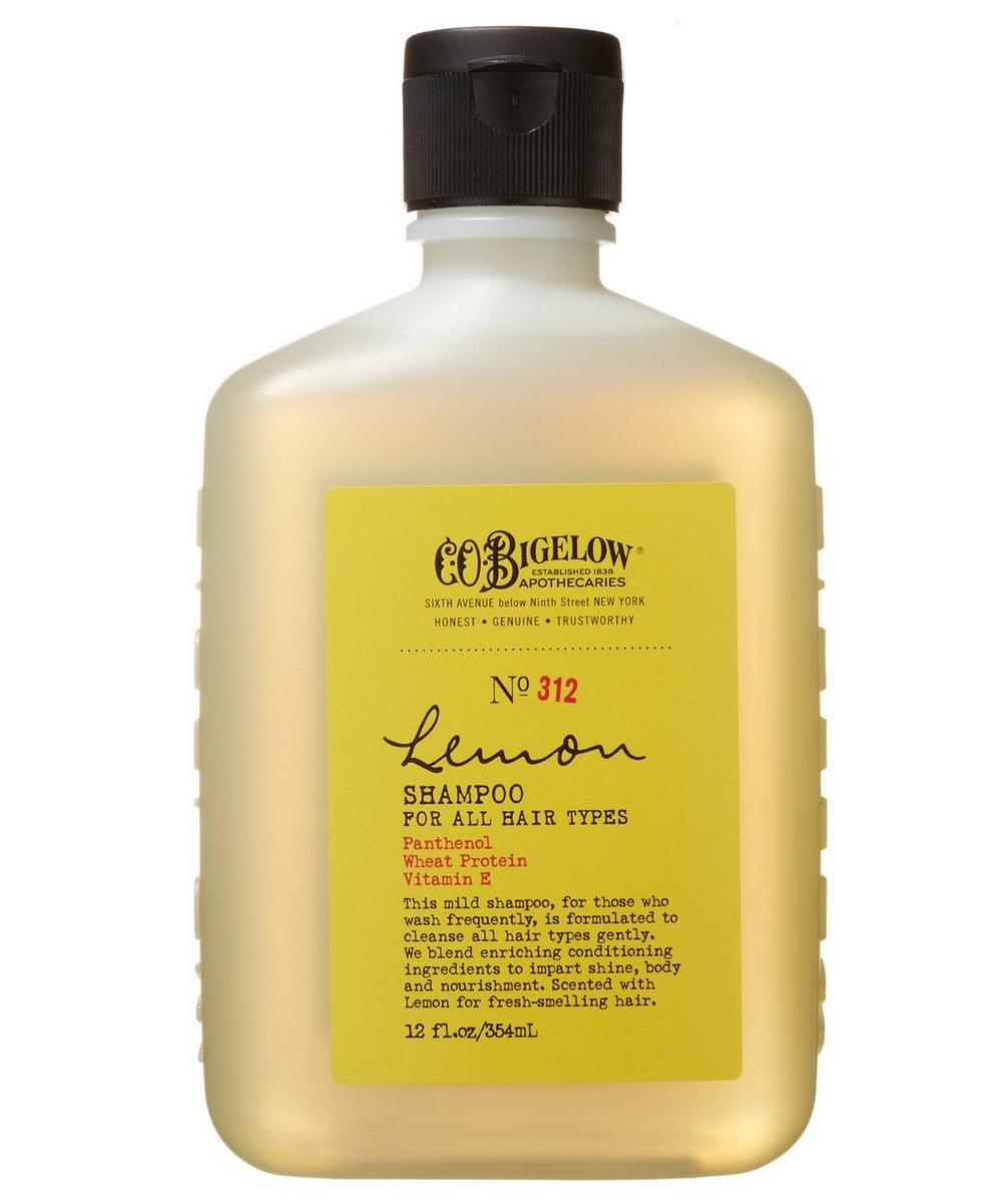 Lemon Shampoo