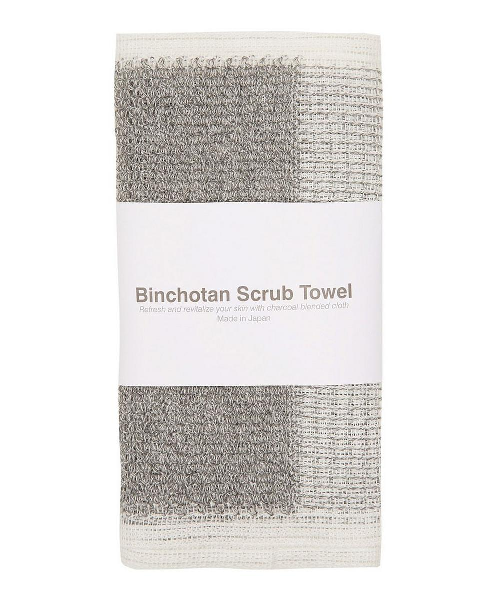 Body Scrub Towel