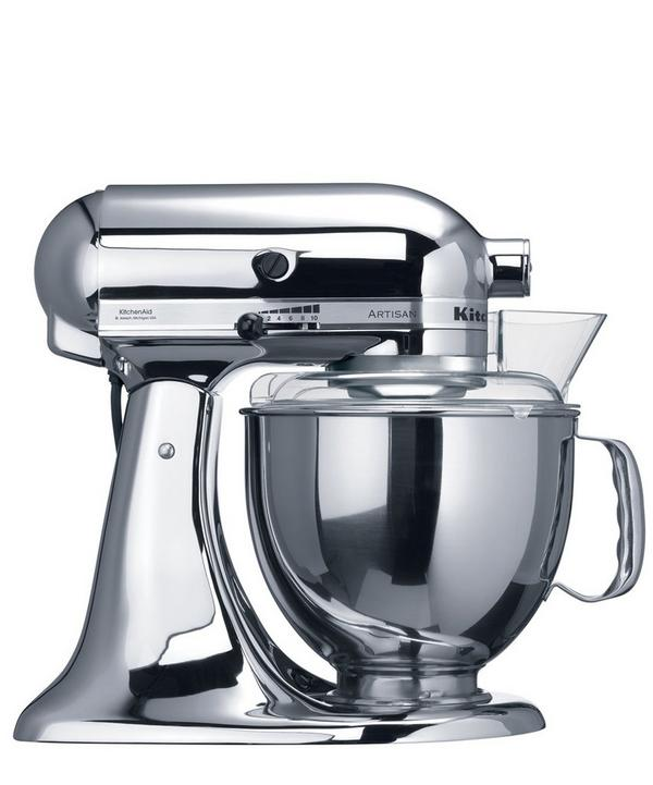 Chrome Artisan 4.8L Stand Mixer