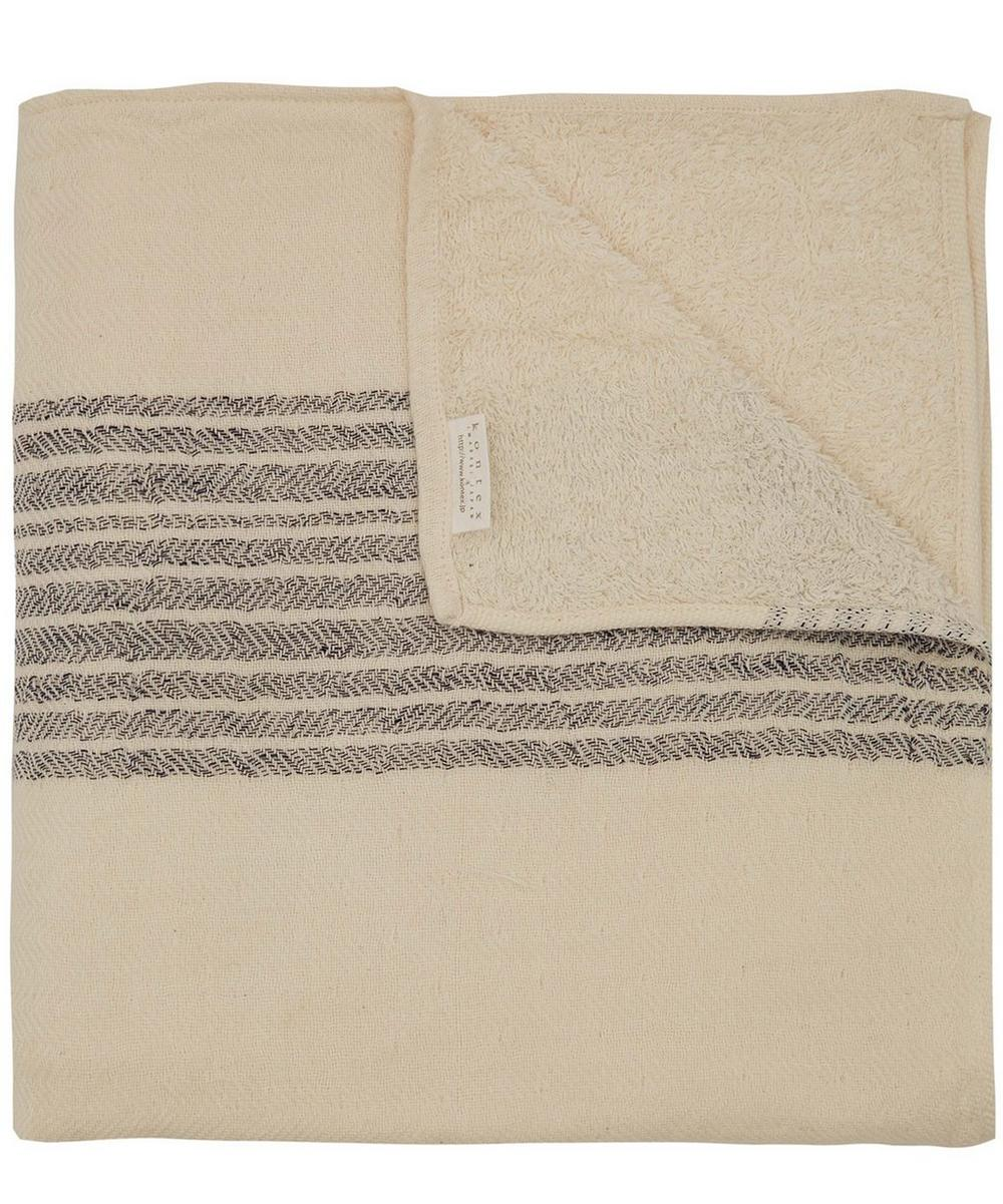 Flax Line Bath Towel