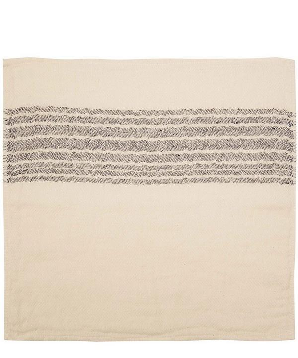 Flax Line Guest Towel