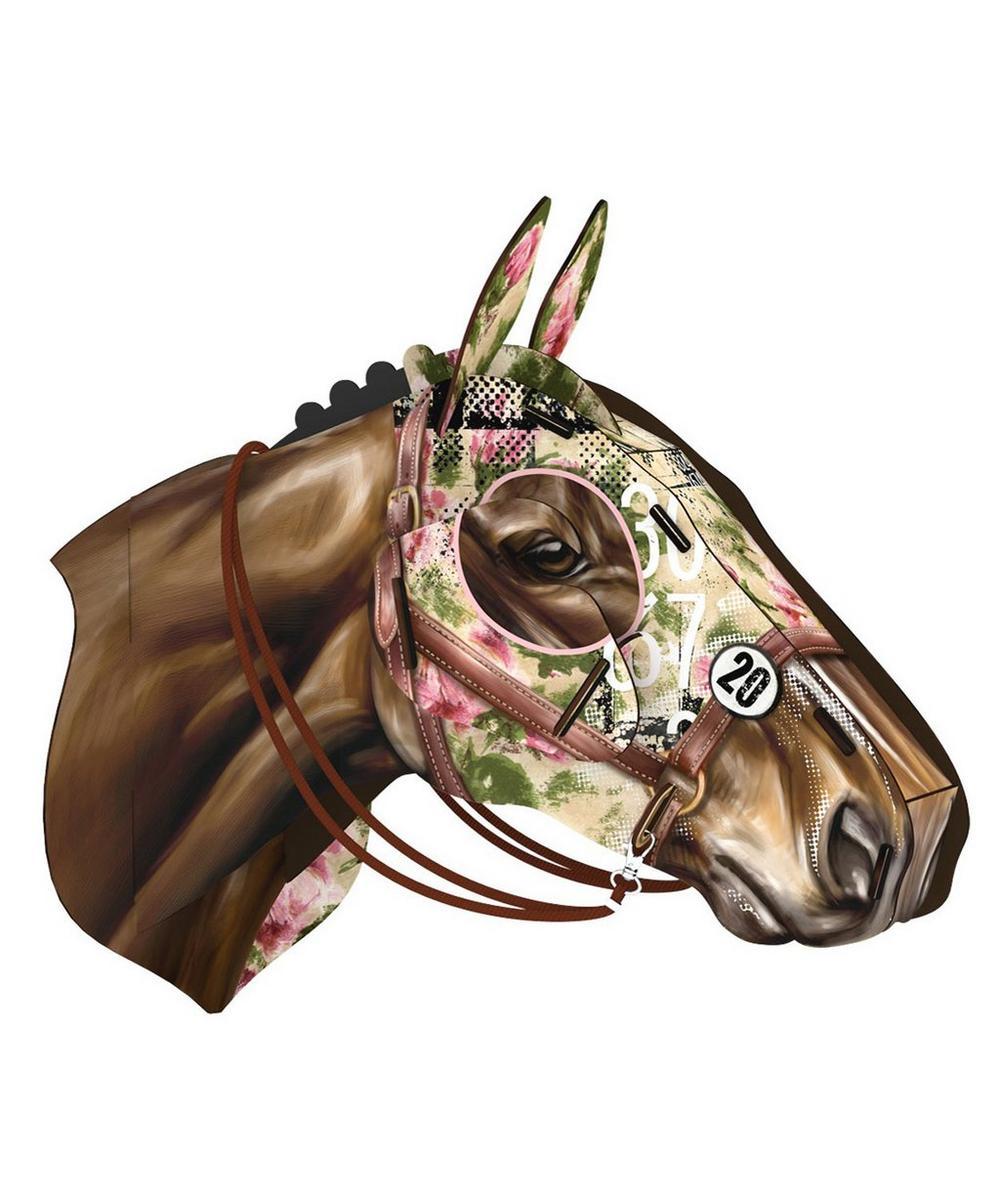 Viper Racing Horse head Ornament