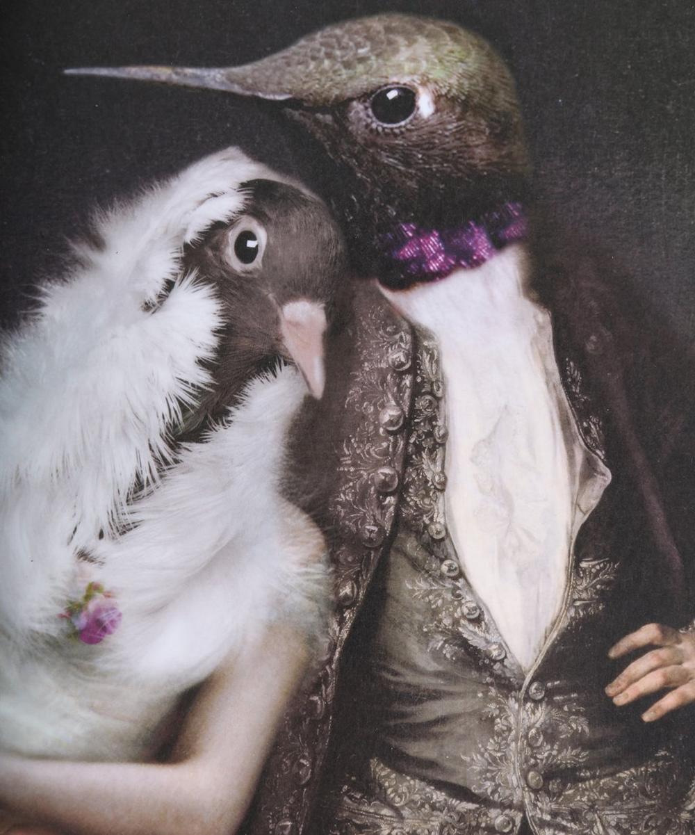 Animosités The Love Birds Tray