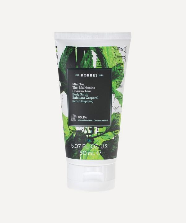 Mint Tea Body Scrub 150ml