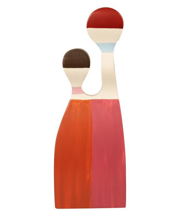 Wooden Doll No. 11 by Alexandra Girard