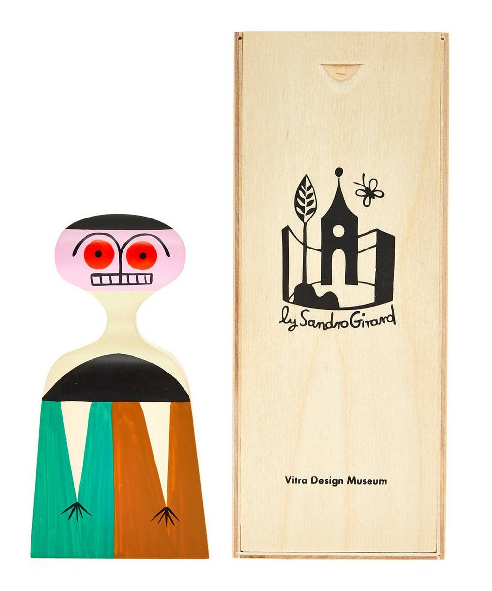 Wooden Doll No 3 by Alexander Girard