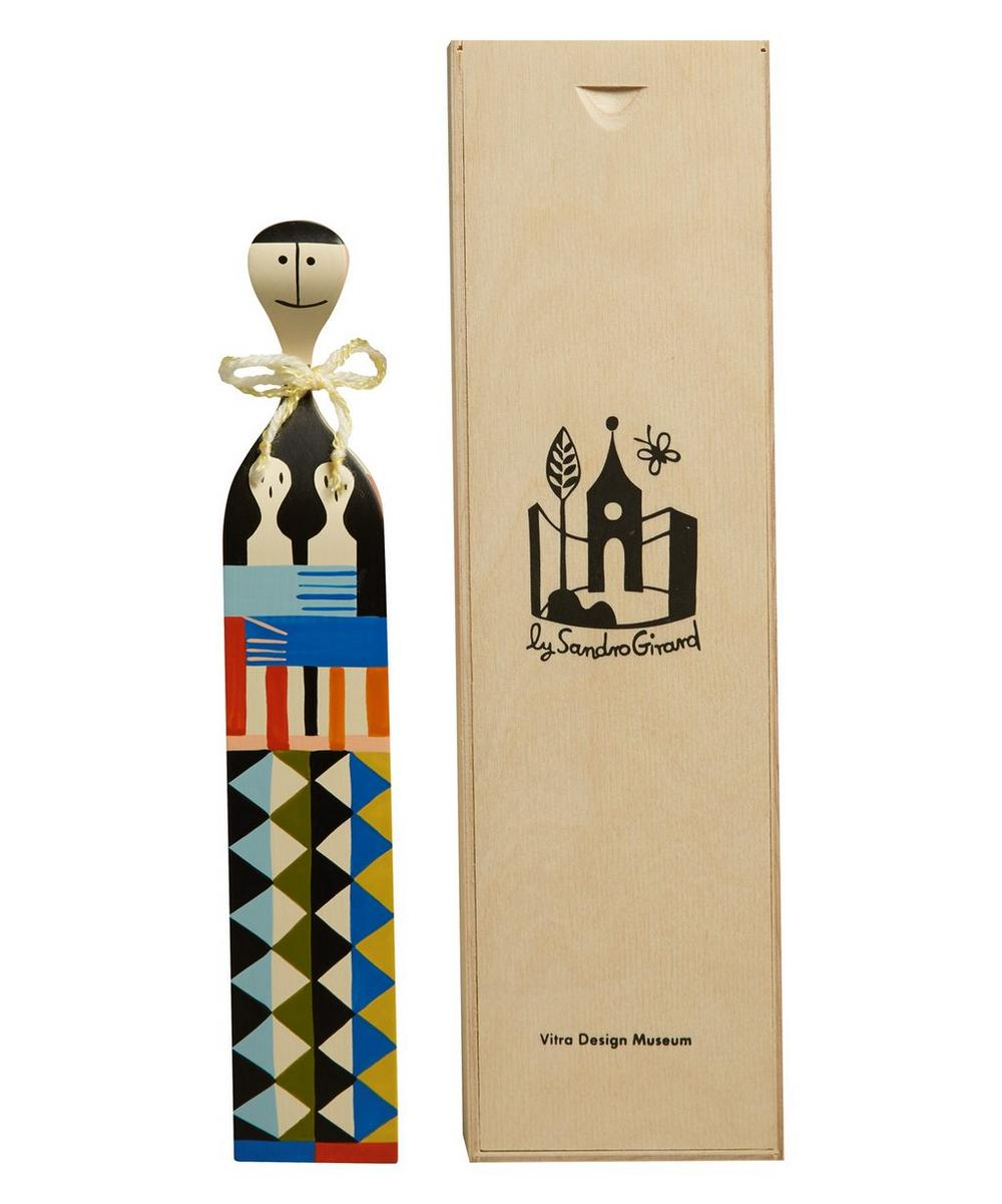 Wooden Doll No. 5 by Alexander Girard
