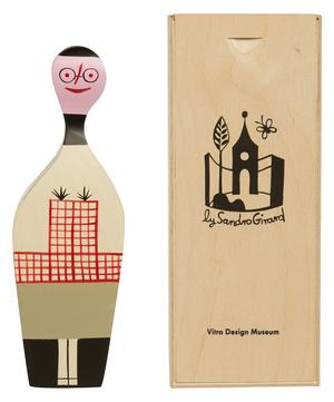 Wooden Doll No. 8 by Alexander Girard