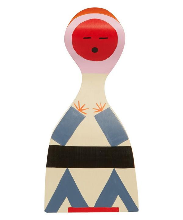 Wooden Doll No. 18 by Alexander Girard