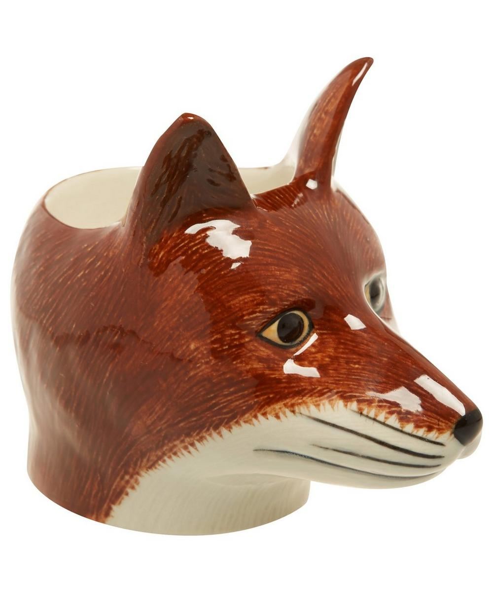 Fox Face Egg Cup