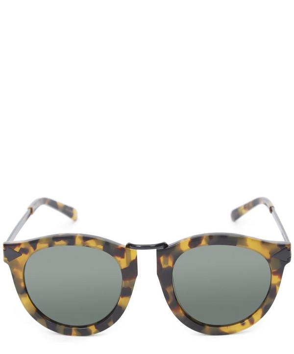 Crazy Tort Harvest Sunglasses