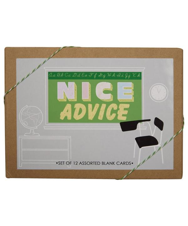 Nice Advice Boxed Card Set