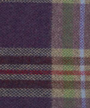 Tartan Merino Wool Throw