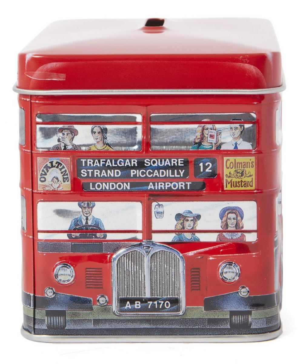 London Bus Toffee Tin