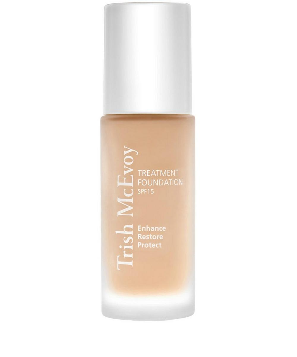 Even Skin Treatment Foundation SPF 15 in Sunny Beige