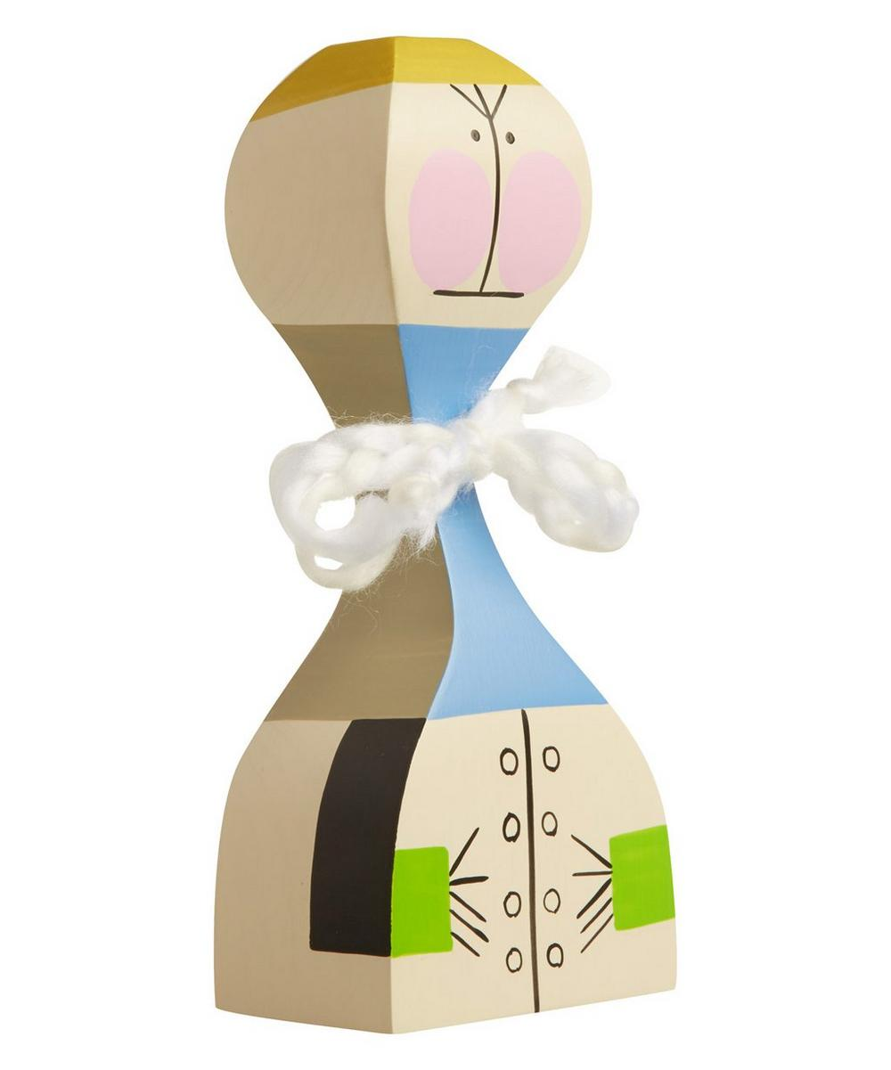 Wooden Doll No. 21 by Alexander Girard