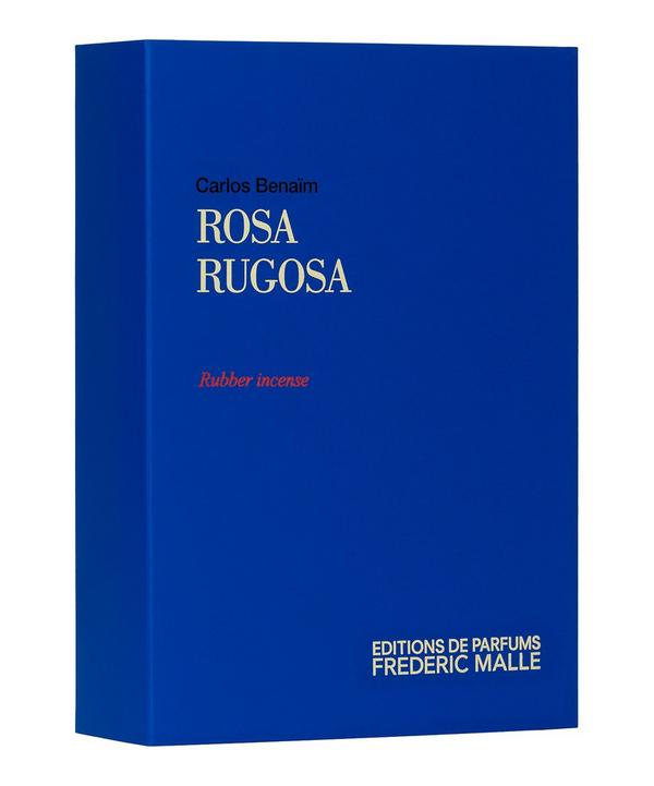 Rosa Rugosa Rubber Incense