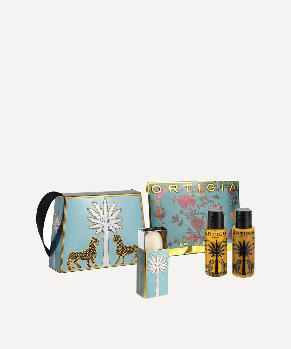 Florio Handbag Travel Set