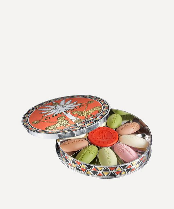 Assorted Olive Oil Soap Set