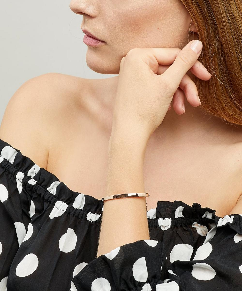 Vermeil Fiji Chain Bracelet