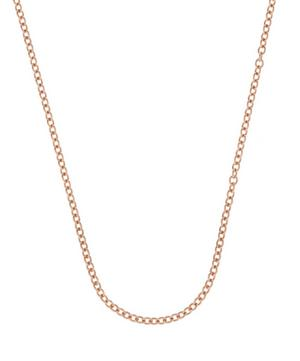 Vermeil Rolo Chain 56-61cm