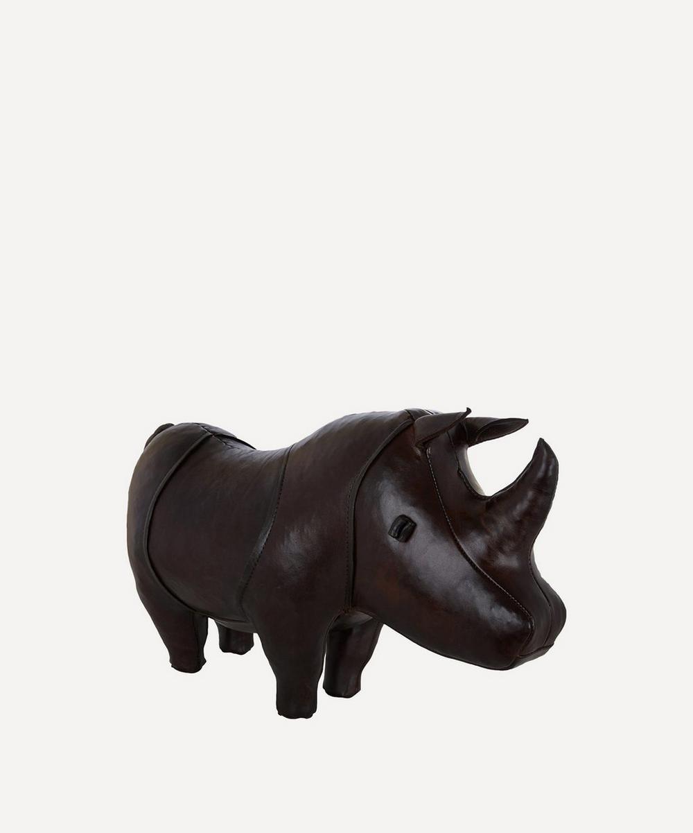 Small Leather Rhino