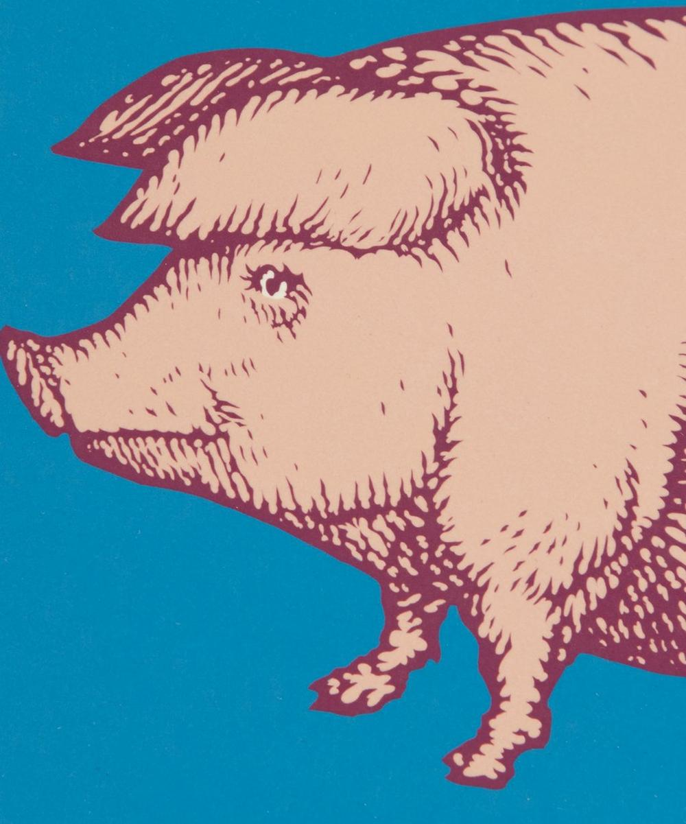 Puddin' Head Pig Coaster