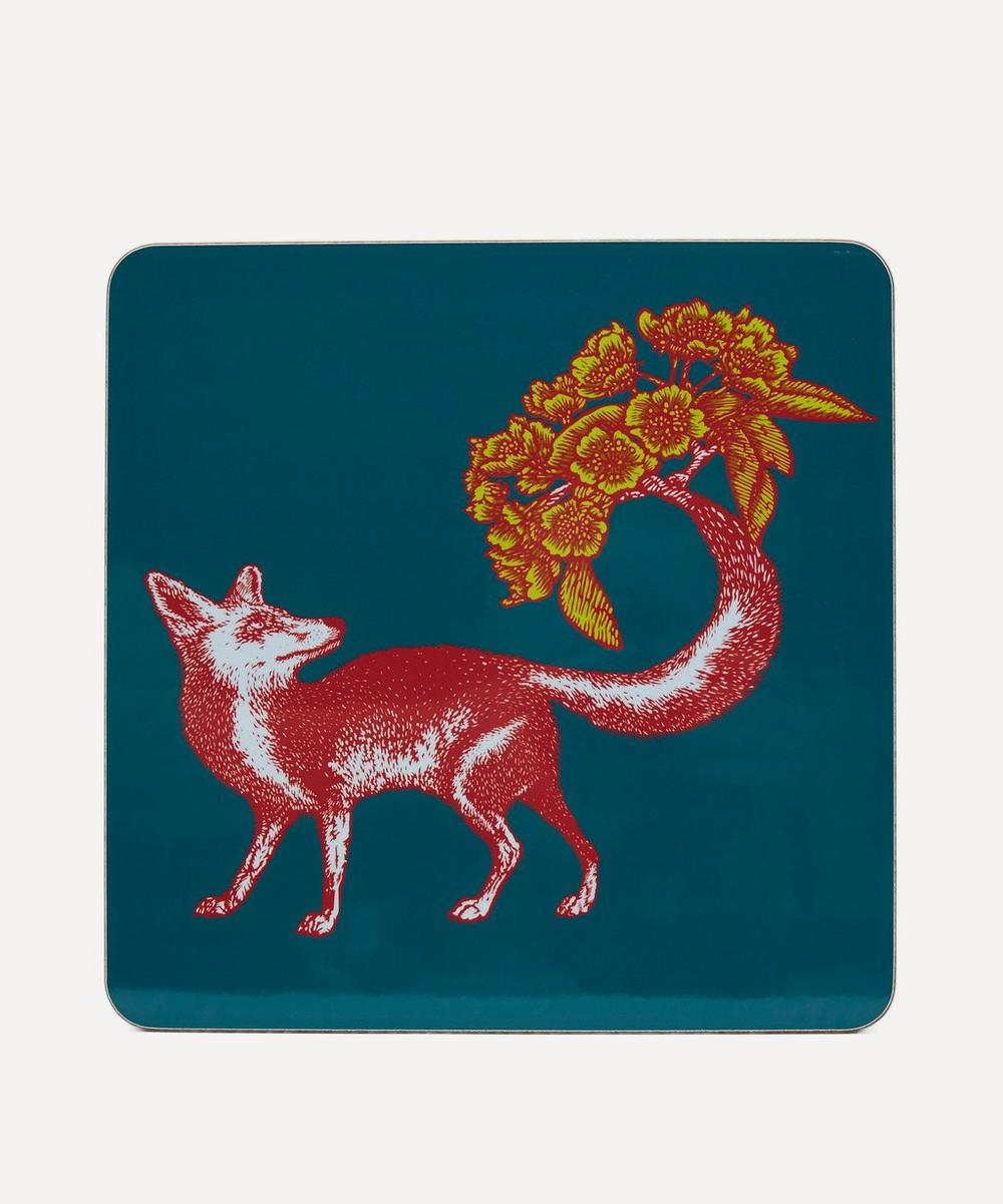 Puddin' Head Fox Place Mat