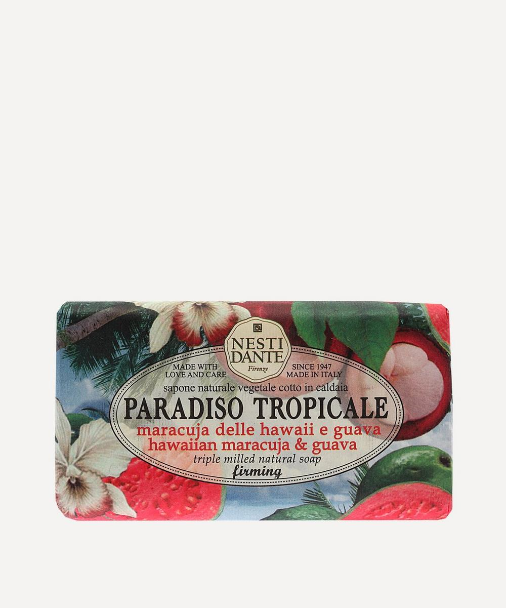 Paradiso Tropicale Hawaiian Maracuja and Guava Soap 250g