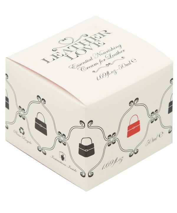 Essential Nourishing Cream for Leather 50ml