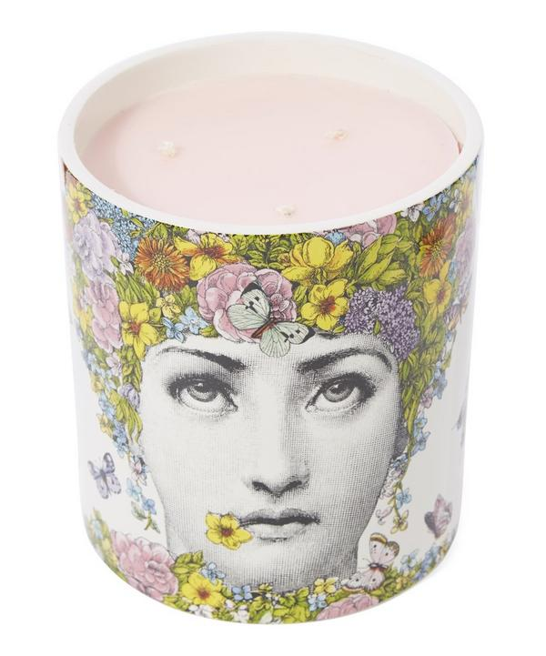Flora Large Scented Candle