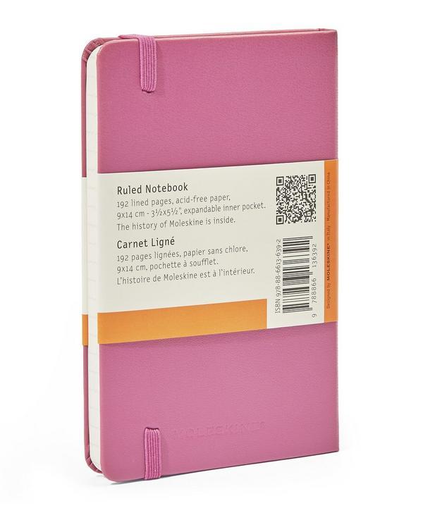 Hard Ruled Pocket Notebook